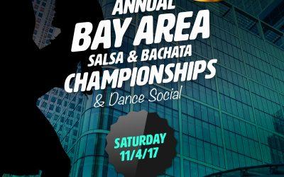 Bay Area Salsa & Bachata Championships + Social