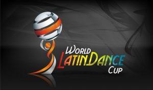 World Latin Dance Cup logo