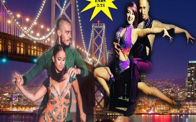 11th Annual SF Salsa Festival, March 28-30, 2019